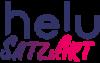 Logo der Agentur helu - Satrz und Art