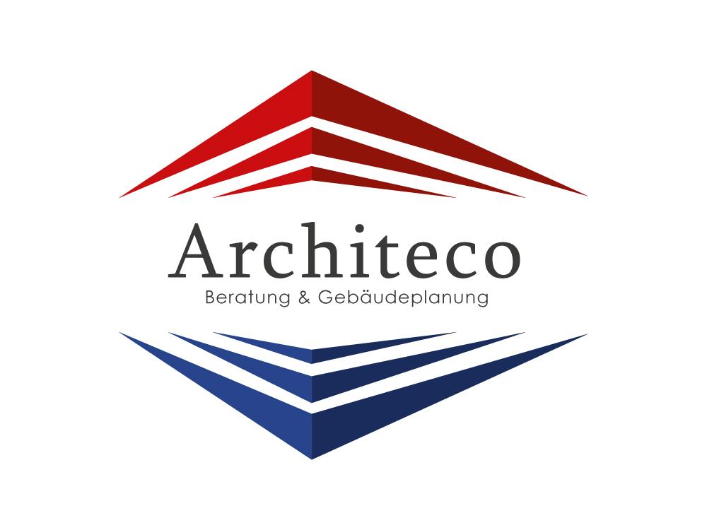Logodesign fuer ein Architekturbuero